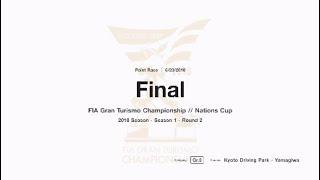 Gran Turismo Championship - FIA GT ASIA NATIONS CUP Season 1 Round 2