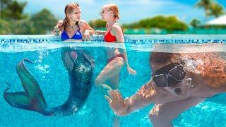 My Friend Is A Mermaid! / Funny Mermaid Situations