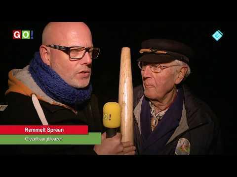 Ruim 1.000 deelnemers bij de Midwinterhoornwandeling Veele - RTV GO! Omroep Gemeente Oldambt