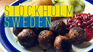 スウェーデンの食卓を実際に訪ねてみたIKEAにあったあの「ミートボール」!?本場の味はいかに