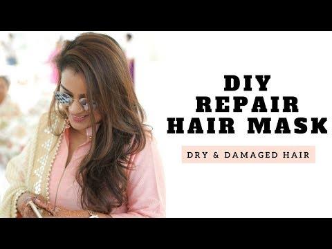 Jojoba oil hair treatment