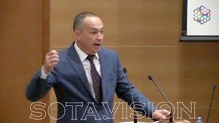 Шестун перед задержанием выступил в Госдуме РФ