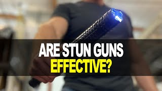 Are Stun Guns Effective? We Tested Some Out!