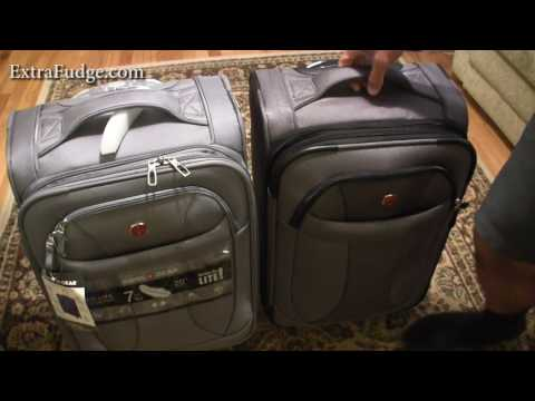 Wenger Travel/Swissgear Lightweight 20″ Spinner (Neo Lite) Review