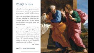Pasqua 2021 - Comunió i Alliberament