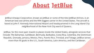 Low cost fares and award-winning services at JetBlue Reservations