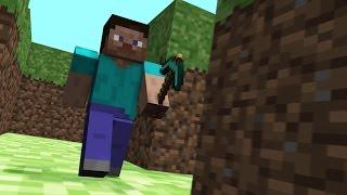 Pacman vs Minecraft