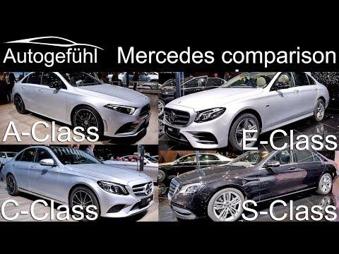 Mercedesbenz  A Class Хетчбек класса C - тест-драйв 4