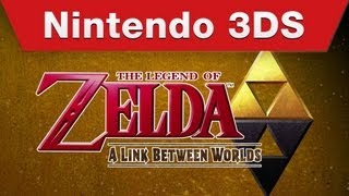 Minisatura de vídeo nº 1 de  The Legend of Zelda: A Link Between Worlds