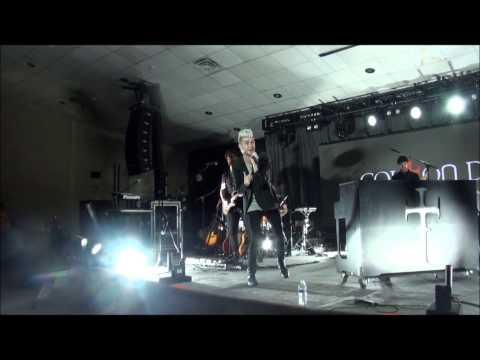 Colton Dixon - Echo - Live Forever Tour Worcester MA 2015