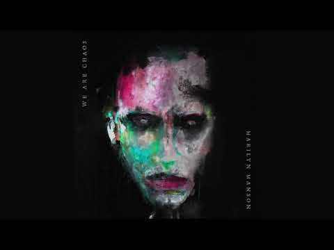 Marilyn Manson - PAINT YOU WITH MY LOVE (Official Audio)