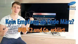 DVB-T2, was ändert sich ab Ende März und wie bekommt man sonst Fernsehen auf den Fernseher?