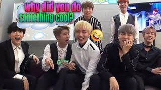BTS Reaction To 21st Century Girls & Blood Sweat   Tears Show Music Core ♫♫♫ HD Fancam