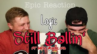 Download Logic Still Ballin39 Feat Wiz Khalifa Reaction Mp3