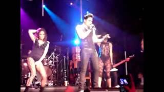 Adam Lambert - Sexy- Glamorize In The Dark