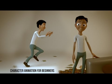 Character Animation for Beginners - The Full Course - YouTube