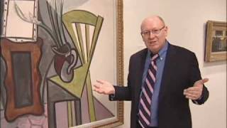 Chair with Gladiolus (Picasso)