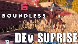 Boundless gameplay 4K Early access Ep 10: Is it a bird, Is it a plane?