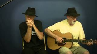 Acoustic Blues Travelers (Jim Bruce and Ken Mayall) - Woman Called Mary