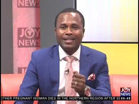 Fuel Prices - AM Show on JoyNews (18-9-18)