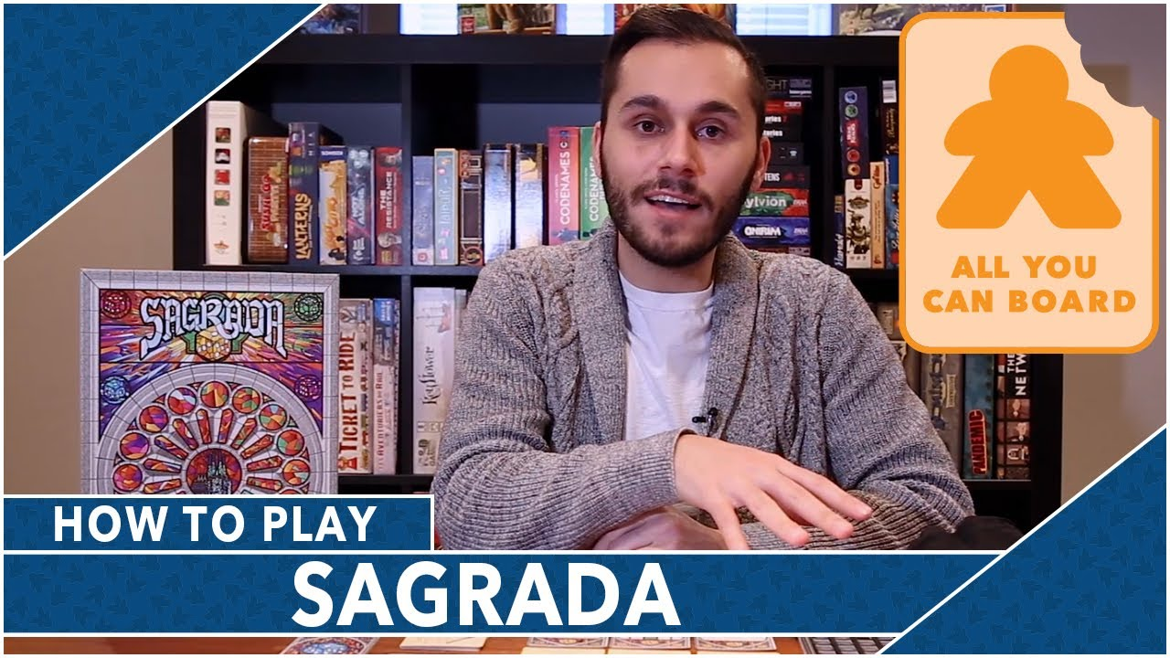 Sagrada: How to Play by AYCB