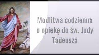 Modlitwy do św. Judy Tadeusza