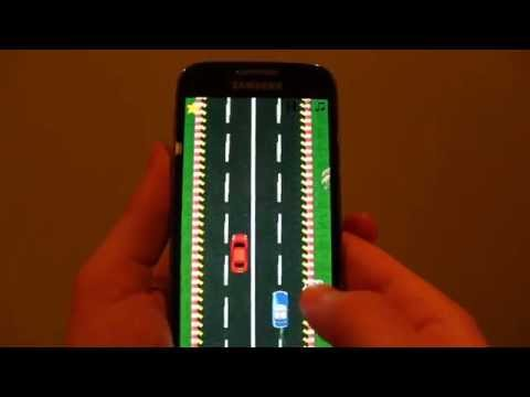 Video of Car Racing