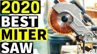 BEST MITER SAW 2020 - Top 5