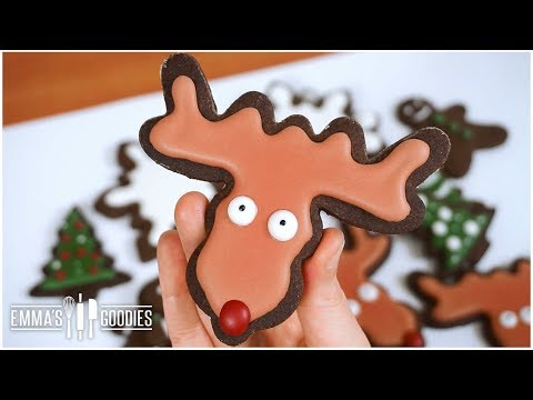 Amazing Christmas Cookies & Royal Icing Recipe!