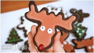 Amazing Christmas Cookies & Royal Icing Recipe!