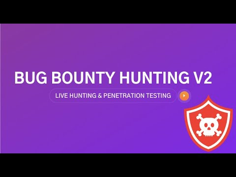 New Course out - Bug Bounty Hunting v2 - YouTube