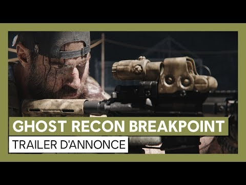 Bande-annonce officielle en CGI de Tom Clancy's Ghost Recon Breakpoint