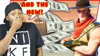 The $1,000 Fortnite Game! - Fortnite Gameplay
