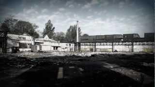preview picture of video 'Siemianowice Śląskie - Huta Jedność, 2012'