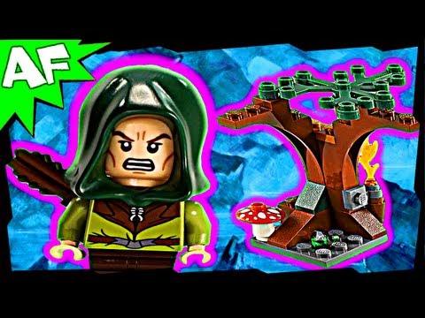 Vidéo LEGO Le Hobbit 30212 : Mirkwood Elf Guard
