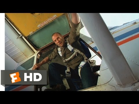 Download The Transporter (4/5) Movie CLIP - Skydive Onto The Convoy (2002) HD HD Mp4 3GP Video and MP3