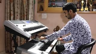 Ye Bandhan Toh Pyaar Ka --- Instrumental Cover (#048) By Aryan Sharma