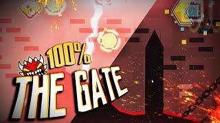 Entering The Gate... (100%)