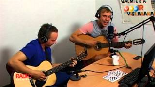 Dons - Leila  (Live,acoustic@RadioValmiera)