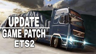 Update Euro Truck Simulator 2 Game PATCH Installation. Tamil