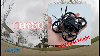 GepRC TINYGO - My First TINY FPV