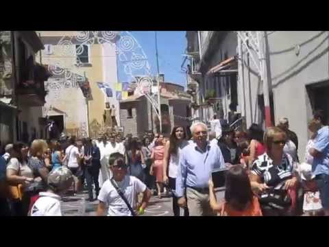 Preview video Video processione Madonna del Carmine 2015 Laurenzana 16 luglio 2015