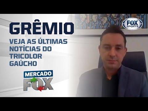 GRÊMIO: REFORÇOS CHEGANDO? JOIAS DA BASE SAINDO?; Veja as ultimas notícias do Tricolor Gaúcho