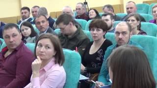 Земельные вопросы 4.111-4.114 на сессии в Василькове 10.02.2017.