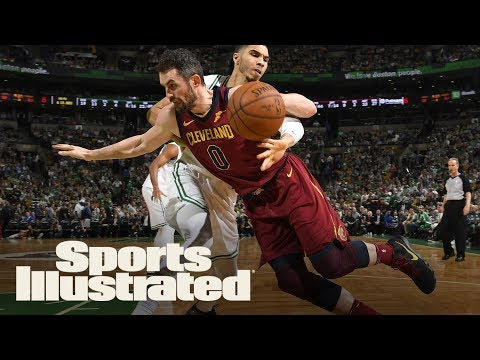 Kevin Love Cleared To Play In Game 1 Of NBA Finals | SI Wire | Sports Illustrated