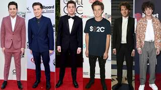 Charlie Puth - Red Carpets (2015 - 2016 - 2018)