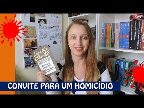Convite para um homicídio (Agatha Christie) | Portão Literário