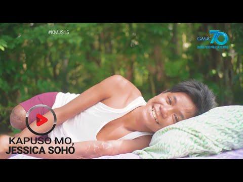 [GMA]  Kapuso Mo, Jessica Soho: Binata na dumikit ang katawan sa katre dahil sa kanyang sugat, kumusta na?