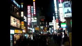 Kabukicho, Tokyo's Red Light District Full Of Massage Parlours And Brothels