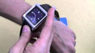 LunaTik Watch Band for the iPod nano